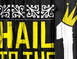 Bird Brain Brewery: Hail to the King Label Thumbnail