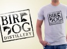Bird Dog Distillery and T-Shirt