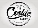 Cookie Party 2014 Black Logo