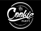 Cookie Party 2014 Reversed Logo