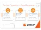 Exponent Partners Case Management AppExchange Slide 1