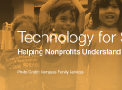 Exponent Partners Technology for Social Change App Banner