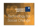 Exponent Partners Technology for Social Change App Tile
