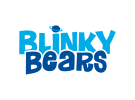 Blinky Bear Vertical Logo