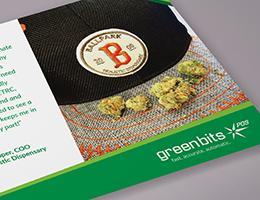 Green Bits Poster Mailer Thumbnail